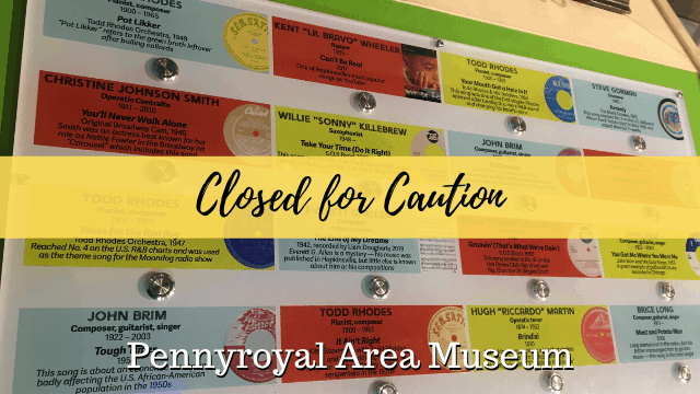 what's in a name – Closed for Caution